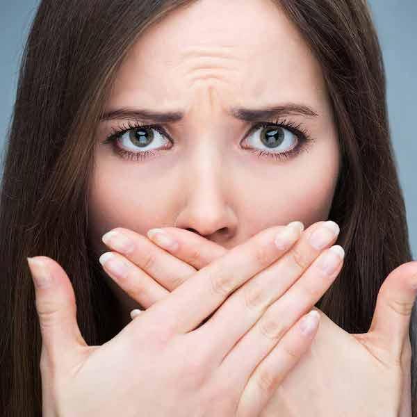 Лош дъх - Причини и съвети за контролирането му
